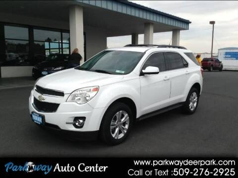2012 Chevrolet Equinox for sale at PARKWAY AUTO CENTER AND RV in Deer Park WA
