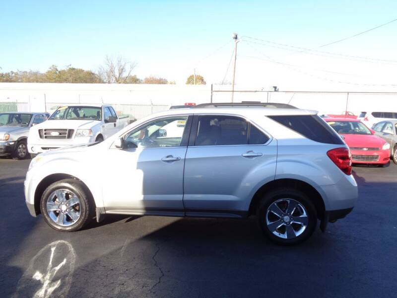 2013 Chevrolet Equinox for sale at Cars Unlimited Inc in Lebanon TN