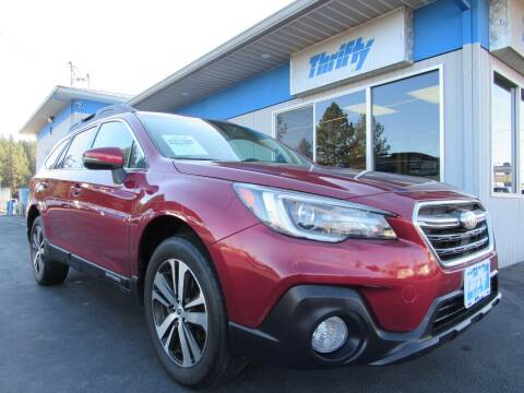 2018 Subaru Outback for sale at Thrifty Car Sales SPOKANE in Spokane Valley WA