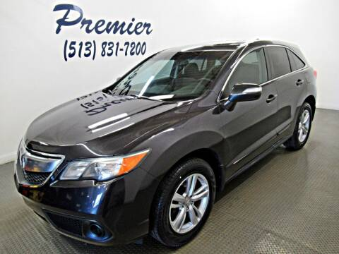 2013 Acura RDX for sale at Premier Automotive Group in Milford OH
