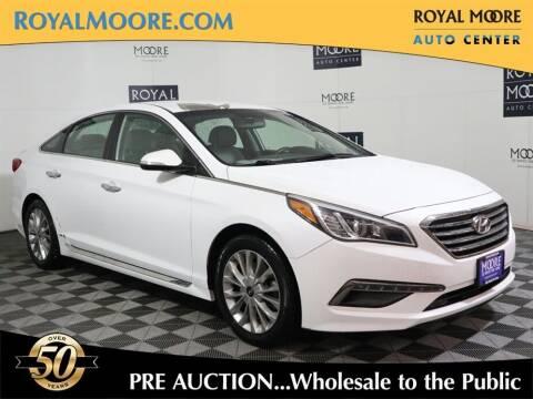 2015 Hyundai Sonata for sale at Royal Moore Custom Finance in Hillsboro OR