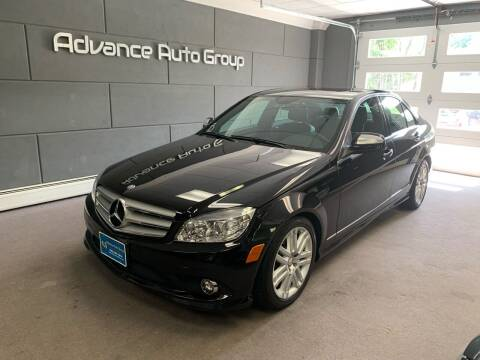 2009 Mercedes-Benz C-Class for sale at Advance Auto Group, LLC in Chichester NH
