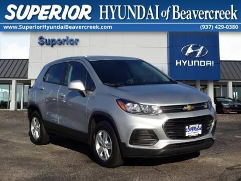 2018 Chevrolet Trax for sale at Superior Hyundai of Beaver Creek in Beavercreek OH