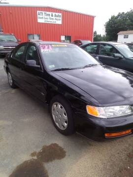1997 Honda Accord for sale at ATI Automotive & Used Cars Inc. in Plaistow NH