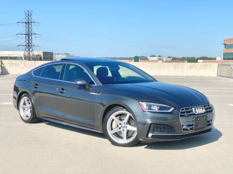 2018 Audi A5 Sportback for sale at Car Match in Temple Hills MD