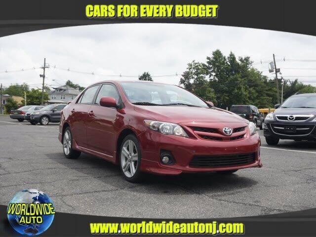 2013 Toyota Corolla for sale at Worldwide Auto in Hamilton NJ