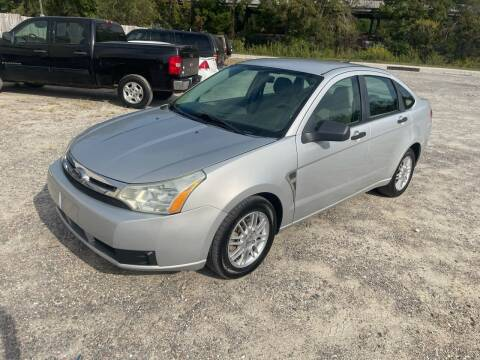 2008 Ford Focus for sale at Hwy 80 Auto Sales in Savannah GA