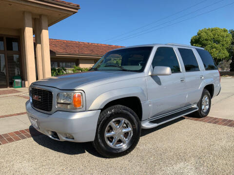 2000 GMC Yukon for sale at Auto Hub, Inc. in Anaheim CA