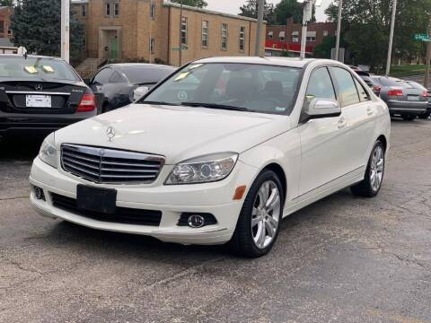 2009 Mercedes-Benz C-Class for sale at IMPORT Motors in Saint Louis MO