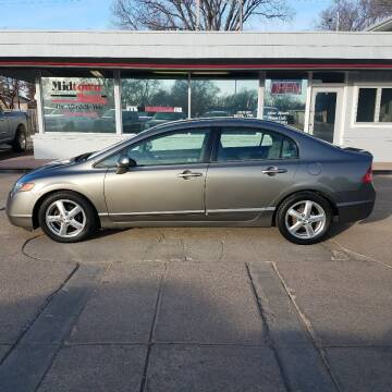 2006 Honda Civic for sale at Midtown Motors in North Platte NE