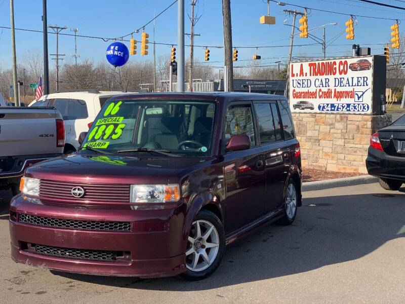 2006 Scion xB for sale at L.A. Trading Co. Woodhaven in Woodhaven MI