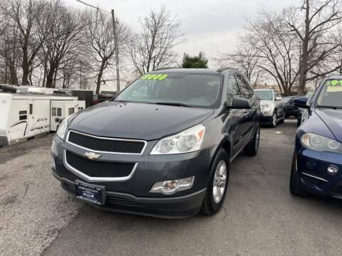 2010 Chevrolet Traverse for sale at Car VIP Auto Sales in Danbury CT