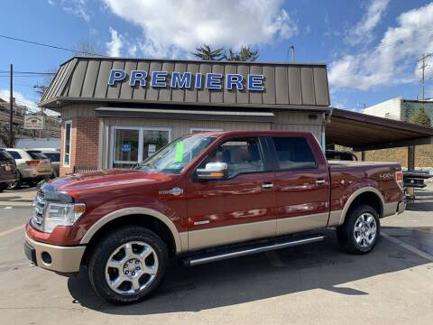 2014 Ford F-150 for sale at Premiere Auto Sales in Washington PA