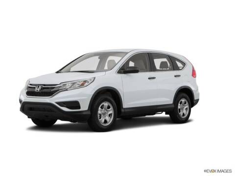 2015 Honda CR-V for sale at Ken Wilson Ford in Canton NC