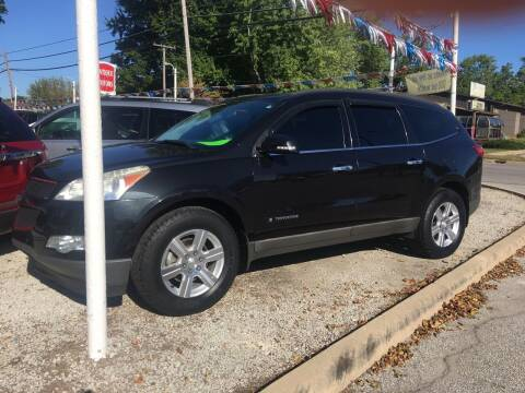 2009 Chevrolet Traverse for sale at Antique Motors in Plymouth IN