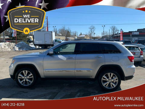 2013 Jeep Grand Cherokee for sale at Autoplex Milwaukee in Milwaukee WI