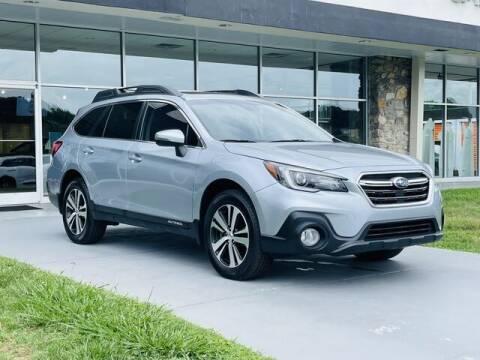 2018 Subaru Outback for sale at RUSTY WALLACE CADILLAC GMC KIA in Morristown TN