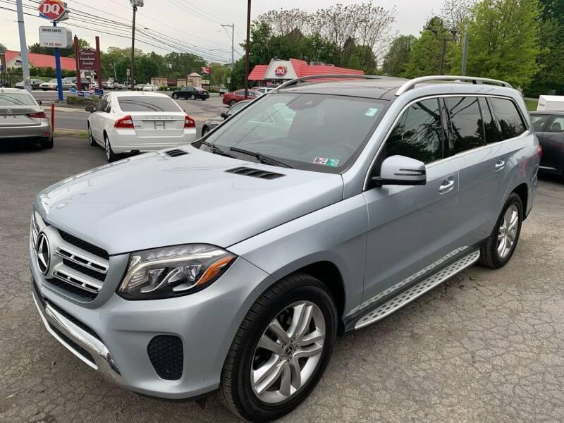 2017 Mercedes-Benz GLS for sale at Masic Motors, Inc. in Harrisburg PA