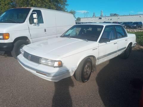 1993 Oldsmobile Cutlass Ciera for sale at L & J Motors in Mandan ND