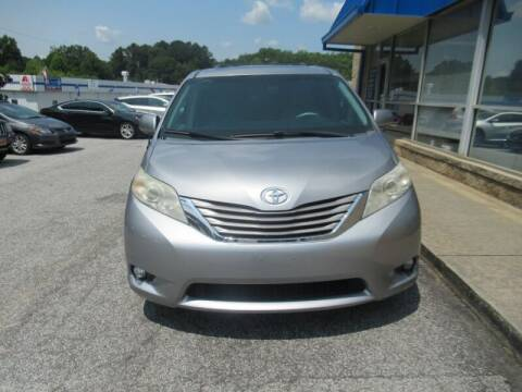 2012 Toyota Sienna for sale at Southern Auto Solutions - 1st Choice Autos in Marietta GA