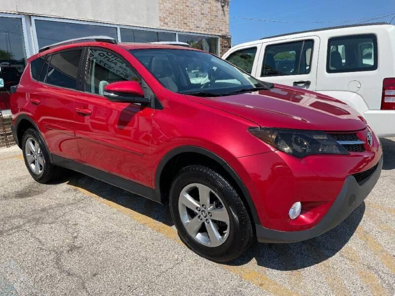 2015 Toyota RAV4 for sale at Jose's Auto Sales Inc in Gurnee IL