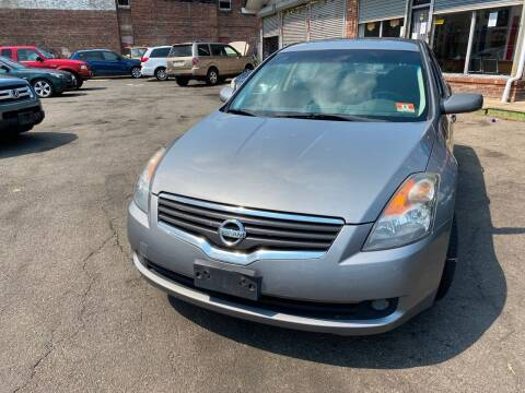 2009 Nissan Altima for sale at Rallye  Motors inc. in Newark NJ