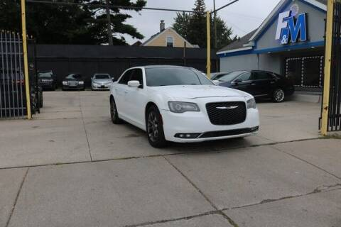 2015 Chrysler 300 for sale at F & M AUTO SALES in Detroit MI