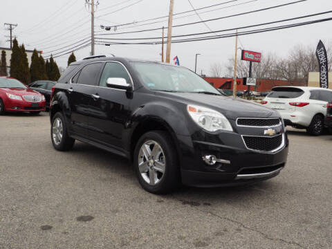 2015 Chevrolet Equinox for sale at East Providence Auto Sales in East Providence RI