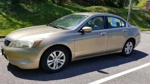 2008 Honda Accord for sale at Thompson Auto Sales Inc in Knoxville TN