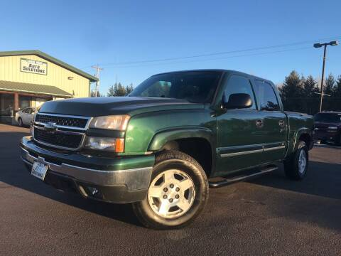 2006 Chevrolet Silverado 1500 for sale at Lakes Area Auto Solutions in Baxter MN