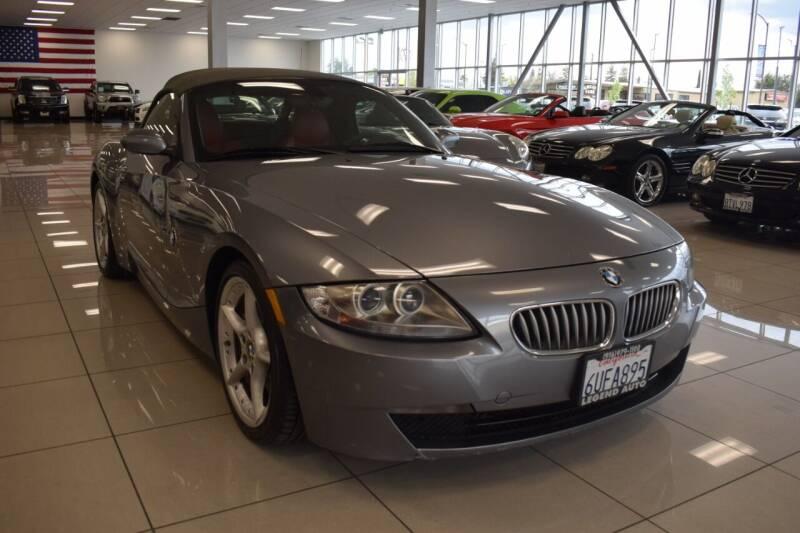 2008 BMW Z4 for sale at Legend Auto in Sacramento CA