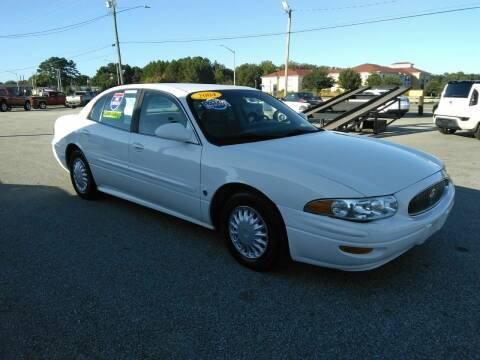 2004 Buick LeSabre for sale at Kelly & Kelly Supermarket of Cars in Fayetteville NC