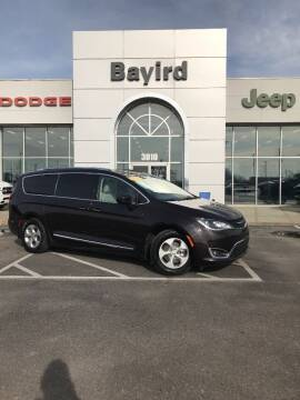 2017 Chrysler Pacifica for sale at Bayird Truck Center in Paragould AR