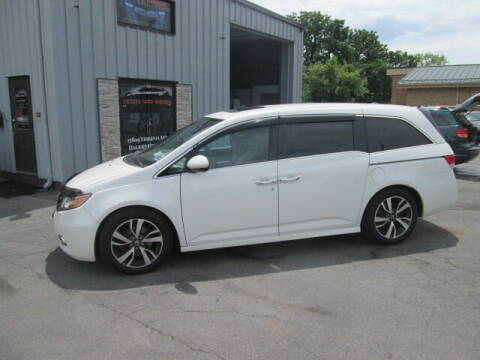 2014 Honda Odyssey for sale at Access Auto Brokers in Hagerstown MD