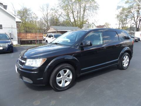 2009 Dodge Journey for sale at Goodman Auto Sales in Lima OH