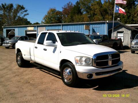 2007 Dodge Ram Pickup 3500 for sale at Tom Boyd Motors in Texarkana TX