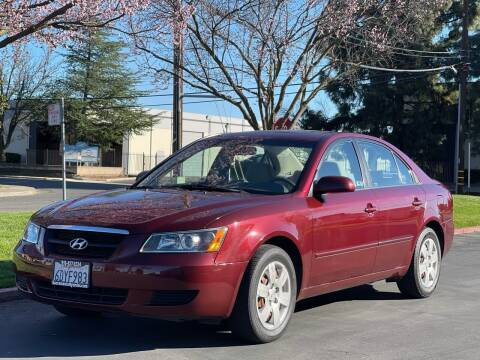2008 Hyundai Sonata for sale at AutoAffari LLC in Sacramento CA