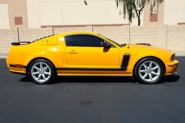 2007 Ford Mustang 2