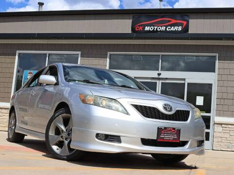 2009 Toyota Camry for sale at CK MOTOR CARS in Elgin IL