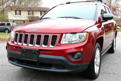 2011 Jeep Compass for sale at Prime Auto Sales LLC in Virginia Beach VA