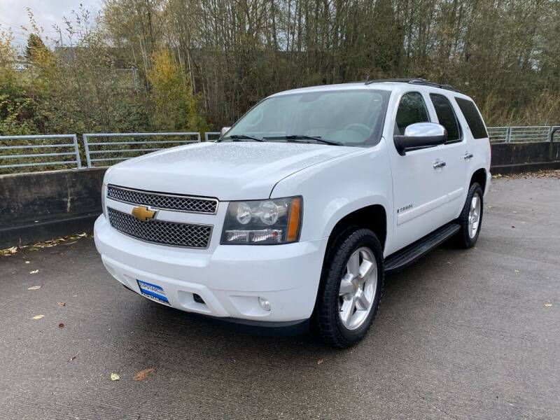 2007 Chevrolet Tahoe for sale at Zipstar Auto Sales in Lynnwood WA