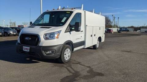 2020 Ford Transit Cutaway for sale at CHAPMAN FORD NORTHEAST PHILADELPHIA in Philadelphia PA