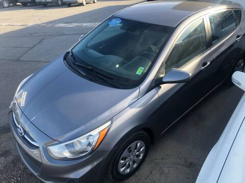 2015 Hyundai Accent for sale at City Auto Sales in Sparks NV