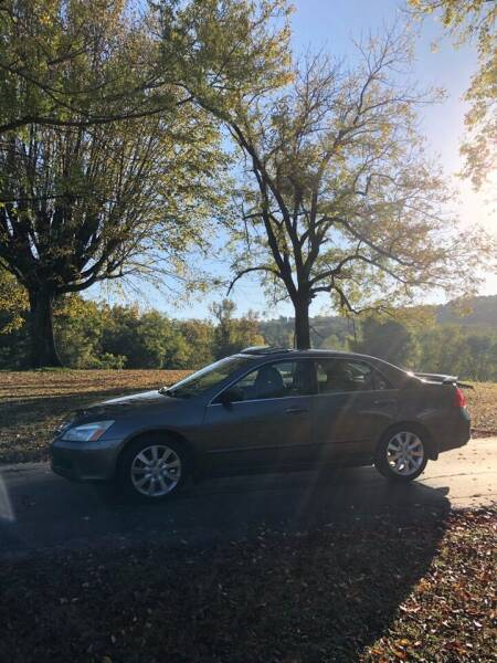 2006 Honda Accord for sale at Gregs Auto Sales in Batesville AR