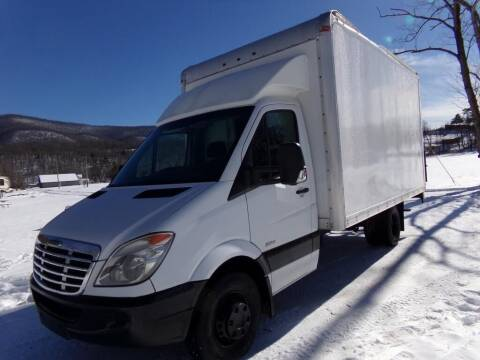 2012 Freightliner Sprinter 3500 for sale at Mountain Truck Center in Medley WV