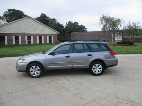 2008 Subaru Outback for sale at Lease Car Sales 2 in Warrensville Heights OH