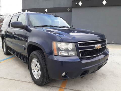 2008 Chevrolet Suburban for sale at Julian Auto Sales, Inc. in Warren MI