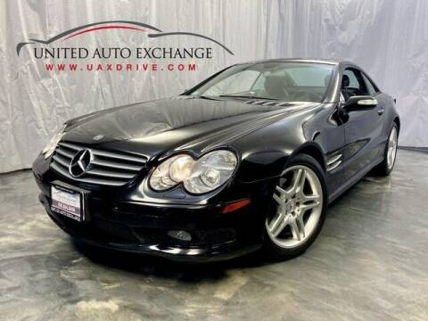 2006 Mercedes-Benz SL-Class for sale at United Auto Exchange in Addison IL