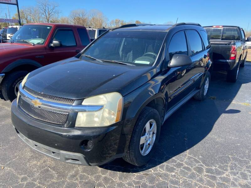 2007 Chevrolet Equinox for sale at Sartins Auto Sales in Dyersburg TN