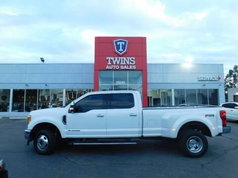 2017 Ford F-350 Super Duty for sale at Twins Auto Sales Inc Redford 1 in Redford MI